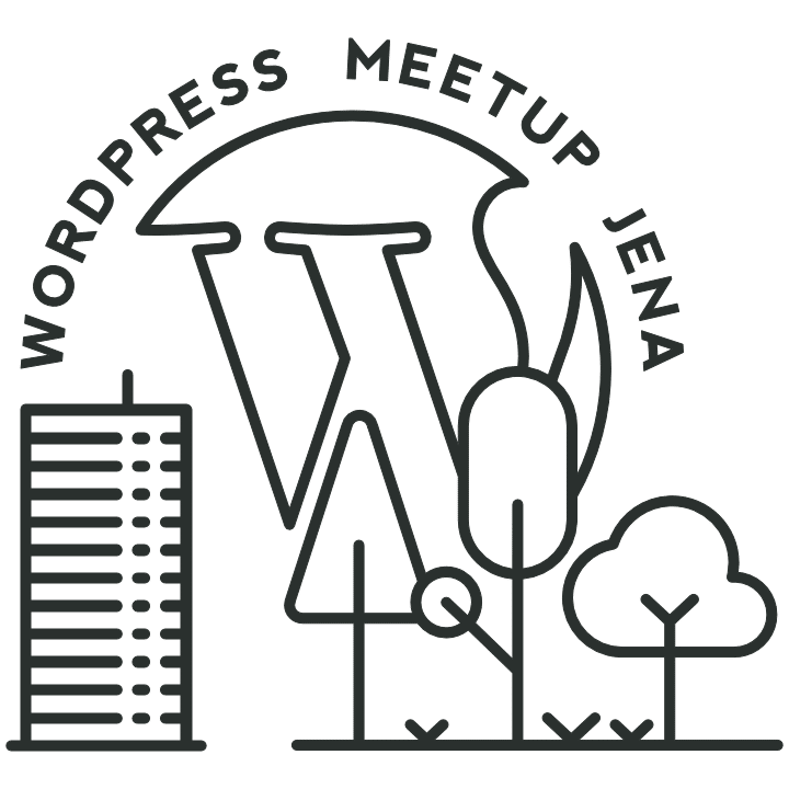 Wordpress Meetup Jena Logo